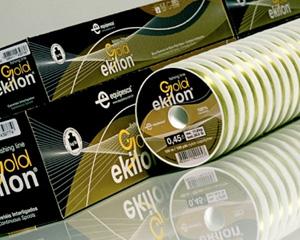Hilo Nylon Monofilamento GOLD - 100 mts interligado