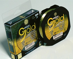 Hilo Nylon Monofilamento GOLD PLUS - 250 mts