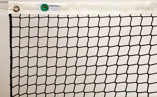 Red de Tenis Sencilla PP Tre 3mm Negro